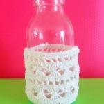 Vasen-Kleidchen, noch ungestärkt