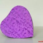 "GeschenkBox ""Violett 1"" (c) Carola Peters"